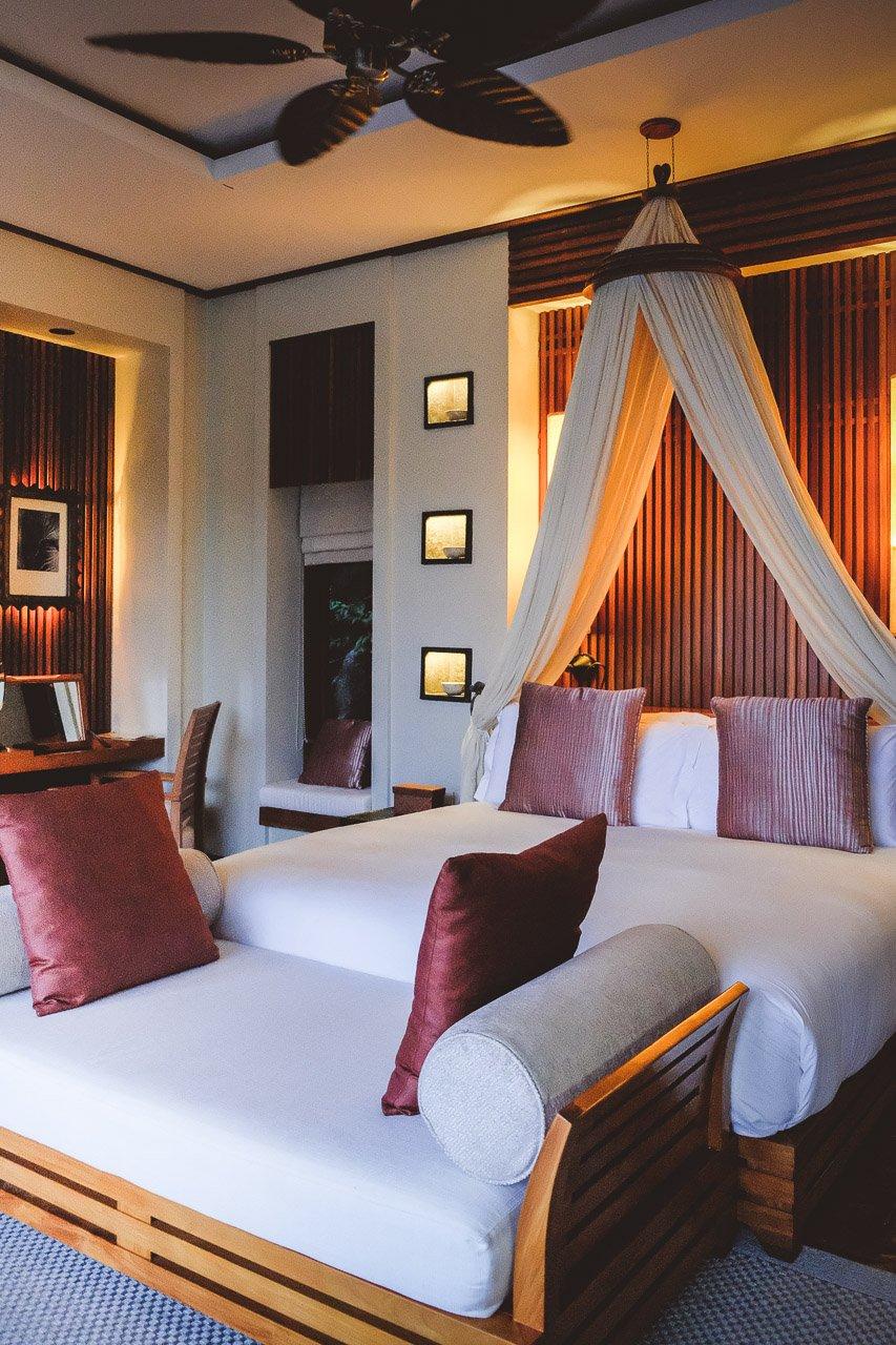 MAIA Luxury Resort & Spa, Mahé, Seychellen - ein Luxus ...