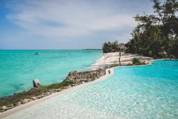 Pongwe Beach Hotel, Sansibar, Afrika - Entspannung mit eigenem Pool an einem der schönsten Strände der Insel