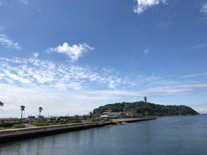 江ノ島 レイキ交流会