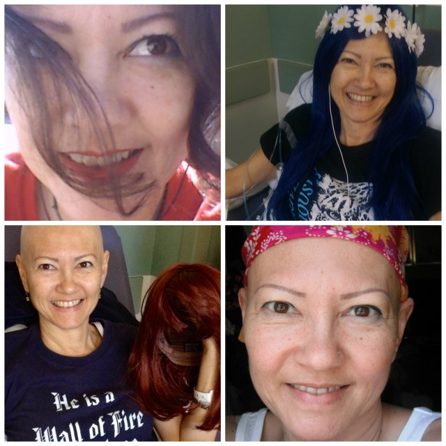 Fighting Cancer With Eyebrows I'm Happy With!
