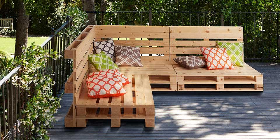 budget pallet patio furniture