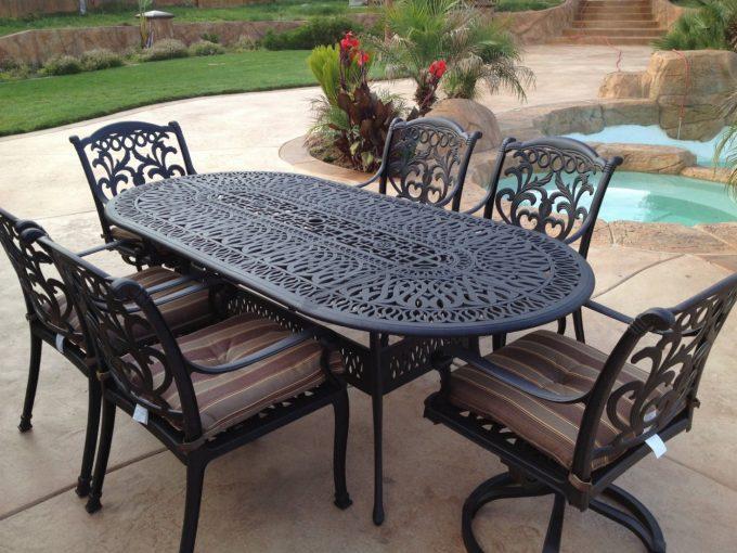 budget used patio furniture