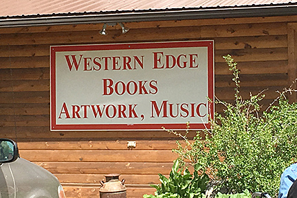 Western Edge Bookstore