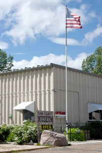 Dunn County Museum Portal to the past is a statewide gem inside a traditional farmer steel building.