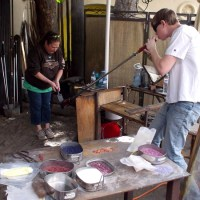 Watch and learn glassblowing in Balboa Park!