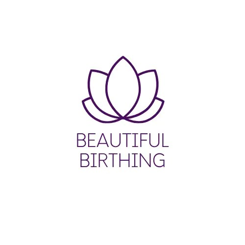 Beautiful Birthing Logo White BG
