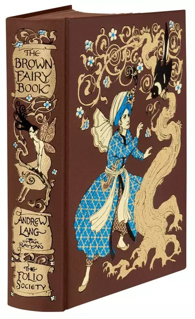 FS Brown Fairy Book | visit beautifulbooks.info for more...