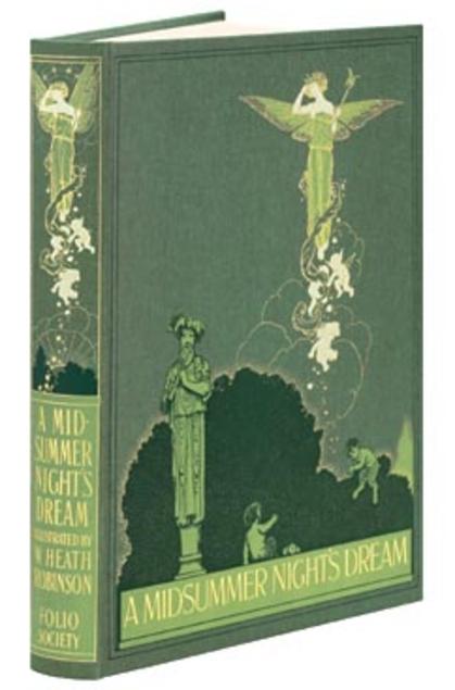 FS Midsummer Night's Dream | visit beautifulbooks.info for more...