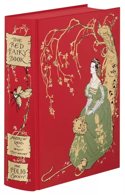 FS Red Fairy Book | visit beautifulbooks.info for more...