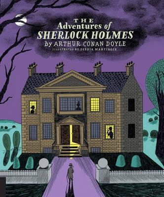 Rockport's Sherlock Holmes HB cover