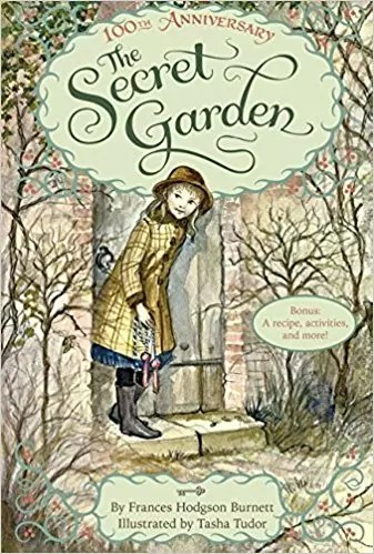 Secret Garden illustrated by Tasha Tudor | beautifulbooks.info