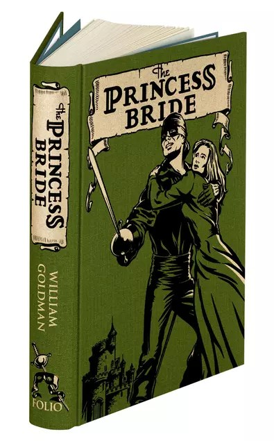 The Princess Bride Folio Society Edition   visit beautifulbooks.info for more...