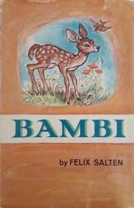 Junior Deluxe Editions Bambi 1956 DJ