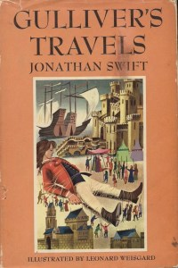 Junior Deluxe Editions Gullivers Travels DJ