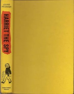 Junior Deluxe Editions Harriet the Spy