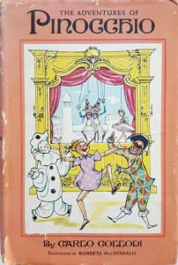 Junior Deluxe Editions Pinocchio 1955 DJ