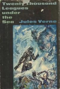 Junior Deluxe Editions Twenty Thousand Leagues Under The Sea 1956 DJ