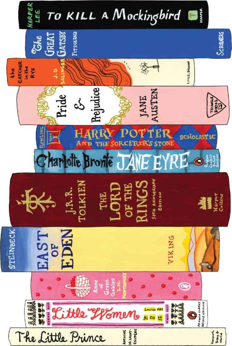 bibliophile adult books