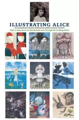 Alice Illustrating Alice