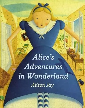 Alice by Alison Jay