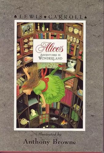 Alice by Anthony Browne