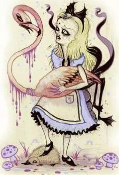 Alice by Camile Rose Garcia