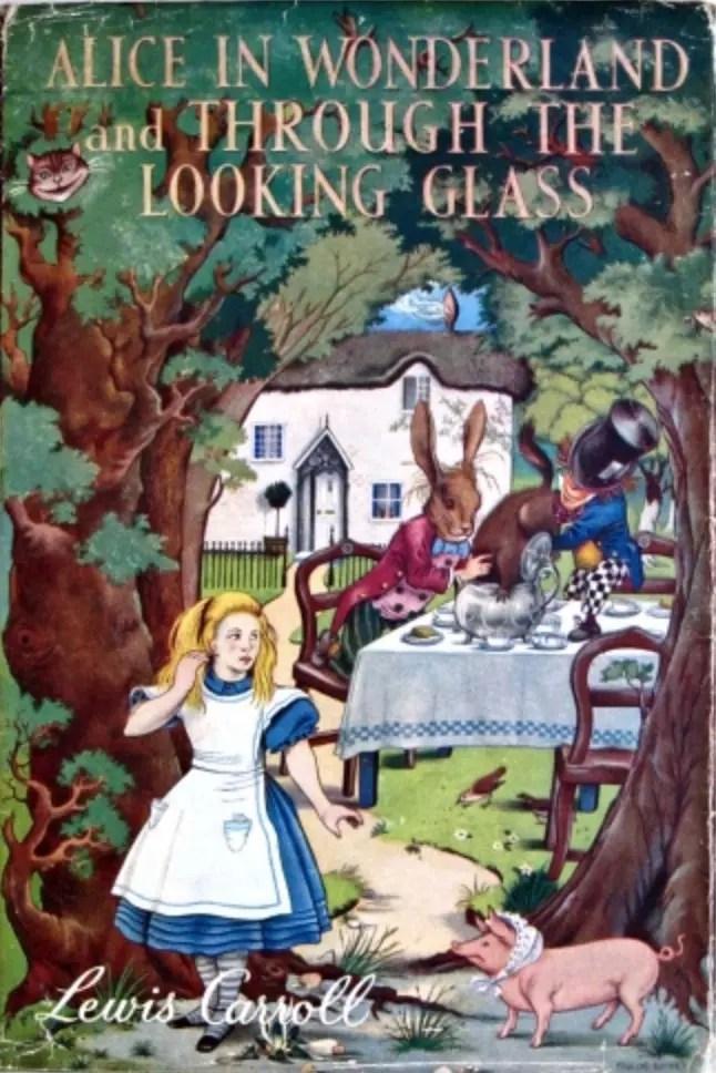 Alice by Pauline Baynes