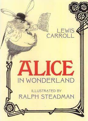 Alice by Ralph Steadman