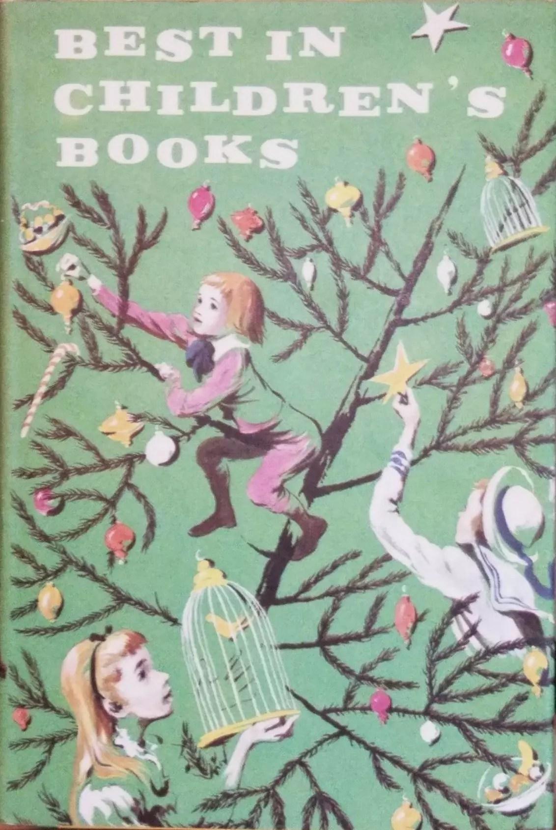 Best in Childrens Books Vol 16 DJ