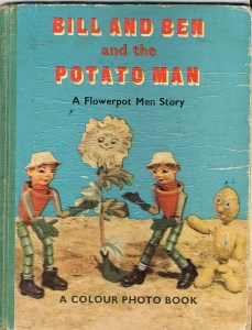 Janet Anne Grahame Johnstone BBC Bill and Ben and the Potato Man