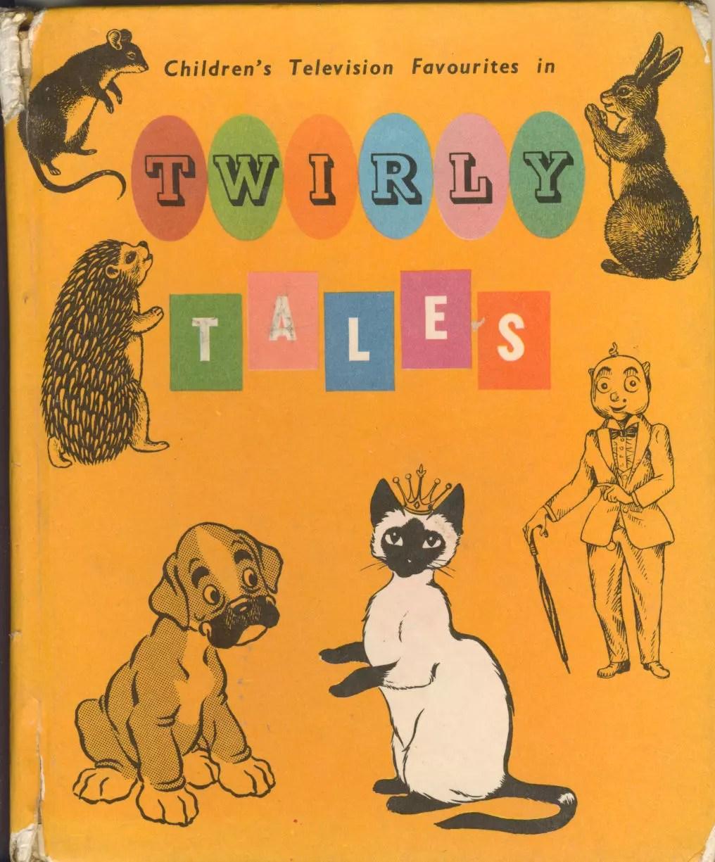 Janet Anne Grahame Johnstone BBC Twirly Tales