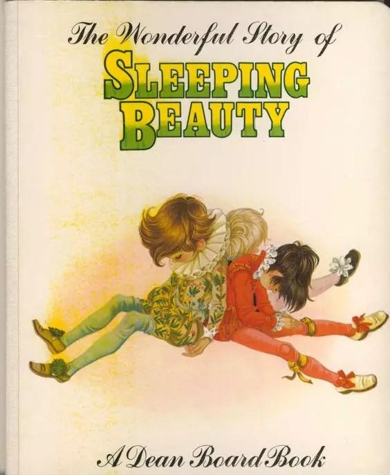 Janet Anne Grahame Johnstone Dean Board Book The Wonderful Story of Sleeping Beauty
