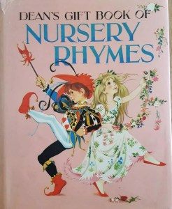Janet Anne Grahame Johnstone Deans Gift Book of Nursry Rhymes