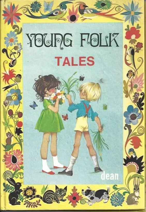 Janet Anne Grahame Johnstone Deans Tales Young Folk Tales