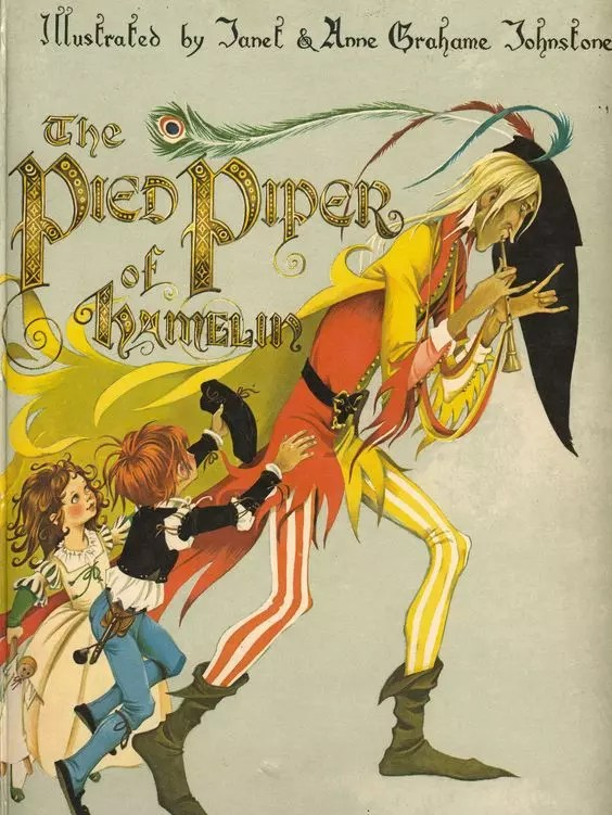 Janet Anne Grahame Johnstone The Pied Piper of Hamelin
