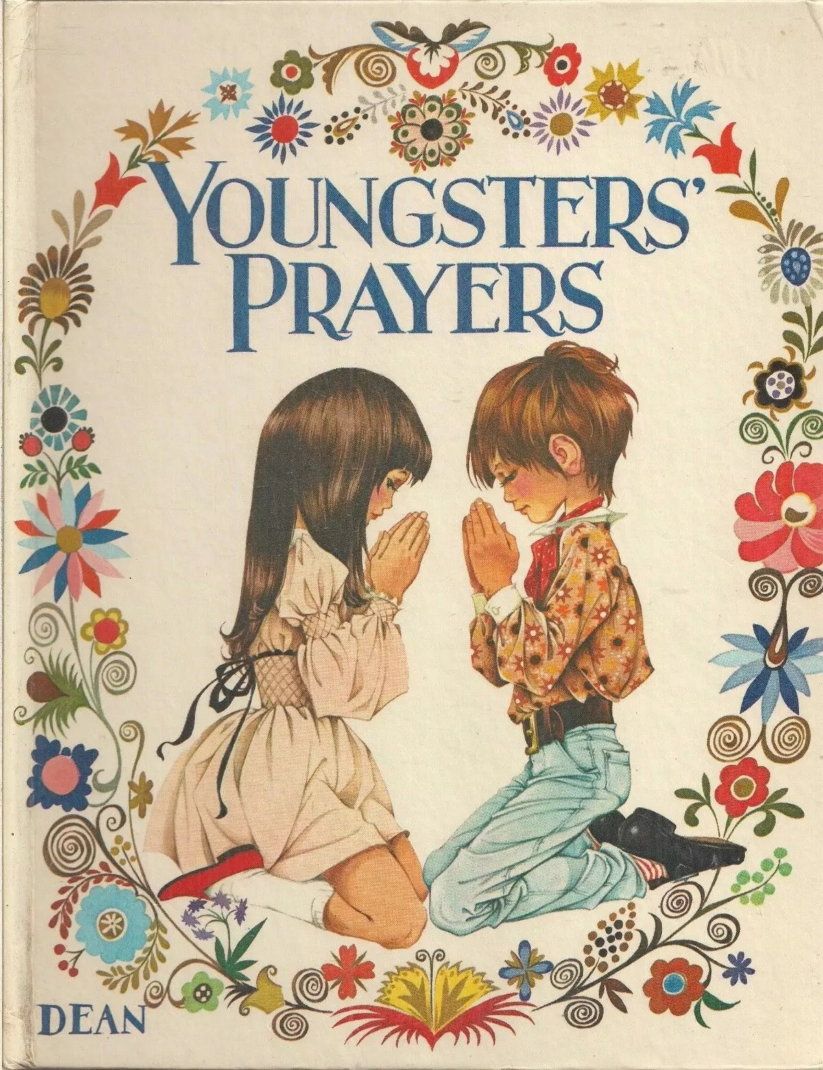 Janet Anne Grahame Johnstone Youngsters Prayers