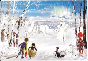 Janet Anne Grahame Johnstone illus The Snow Queen 2