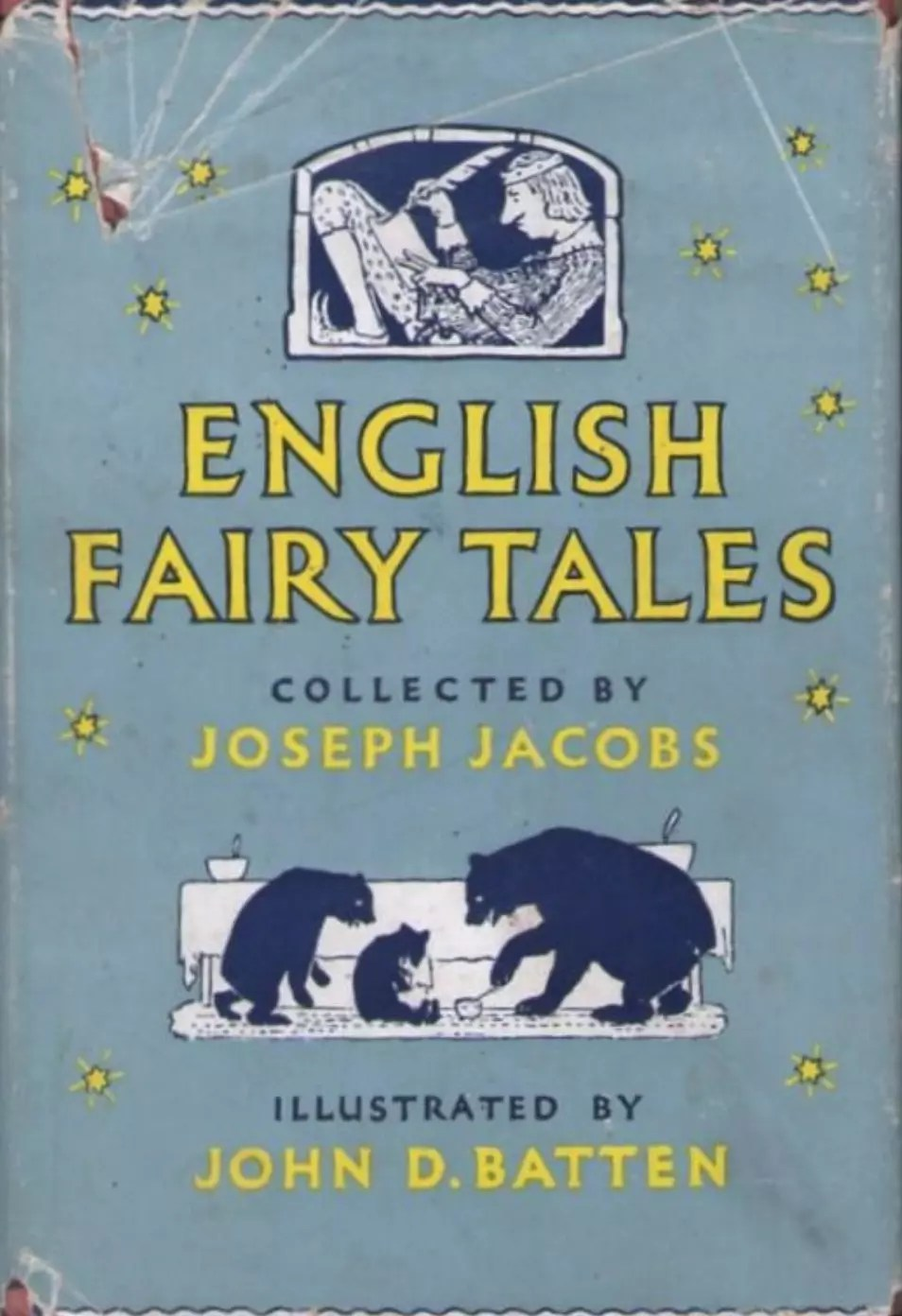 Muller English Fairy Tales