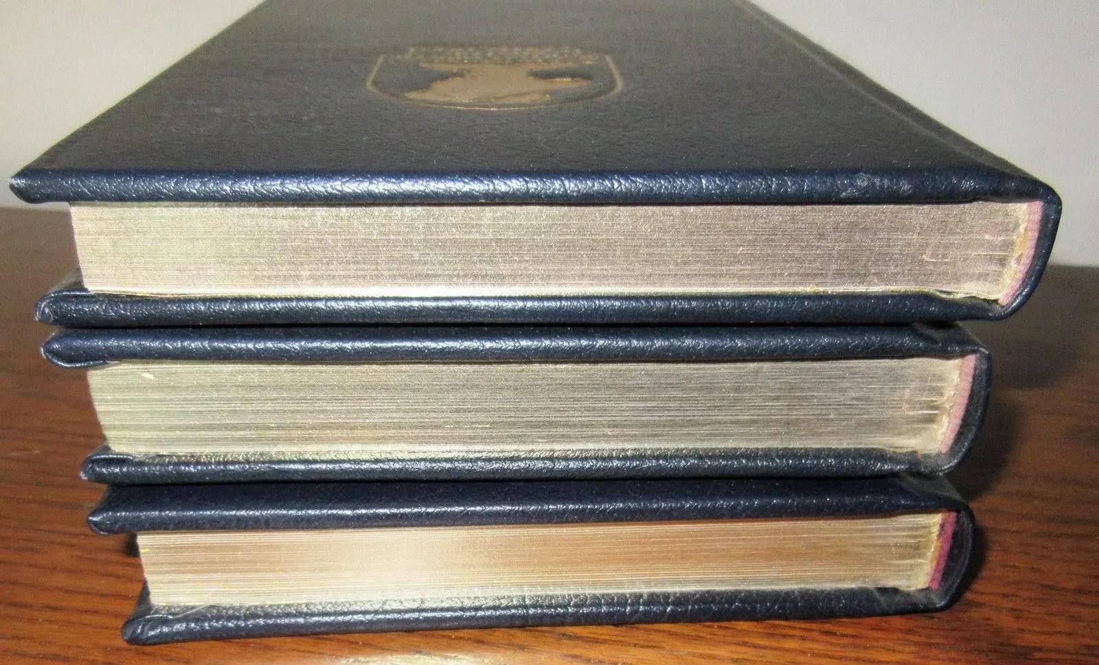agatha christie bantam books deluxe gilt edges
