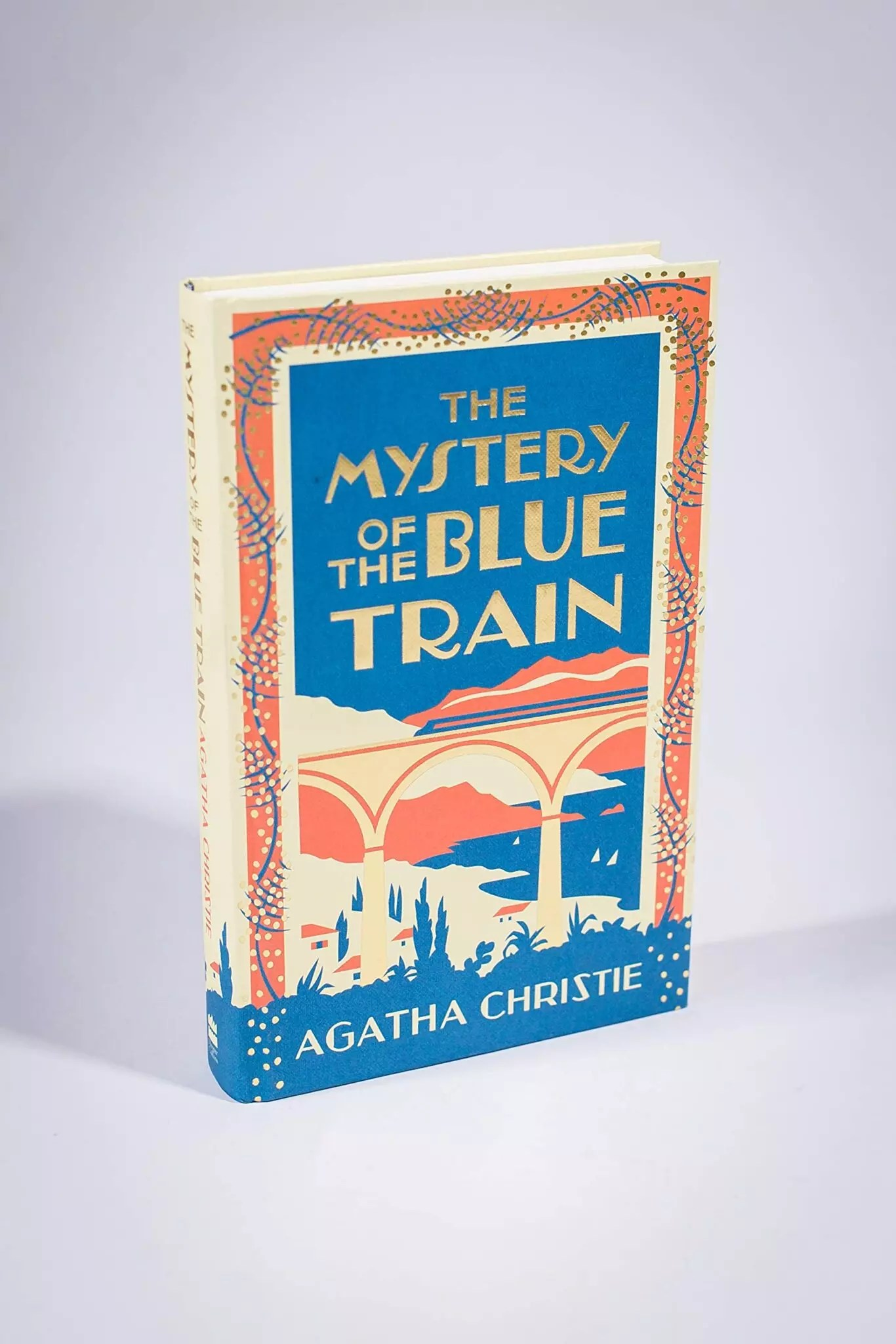 agatha christie se mystery of the blue train cover lg