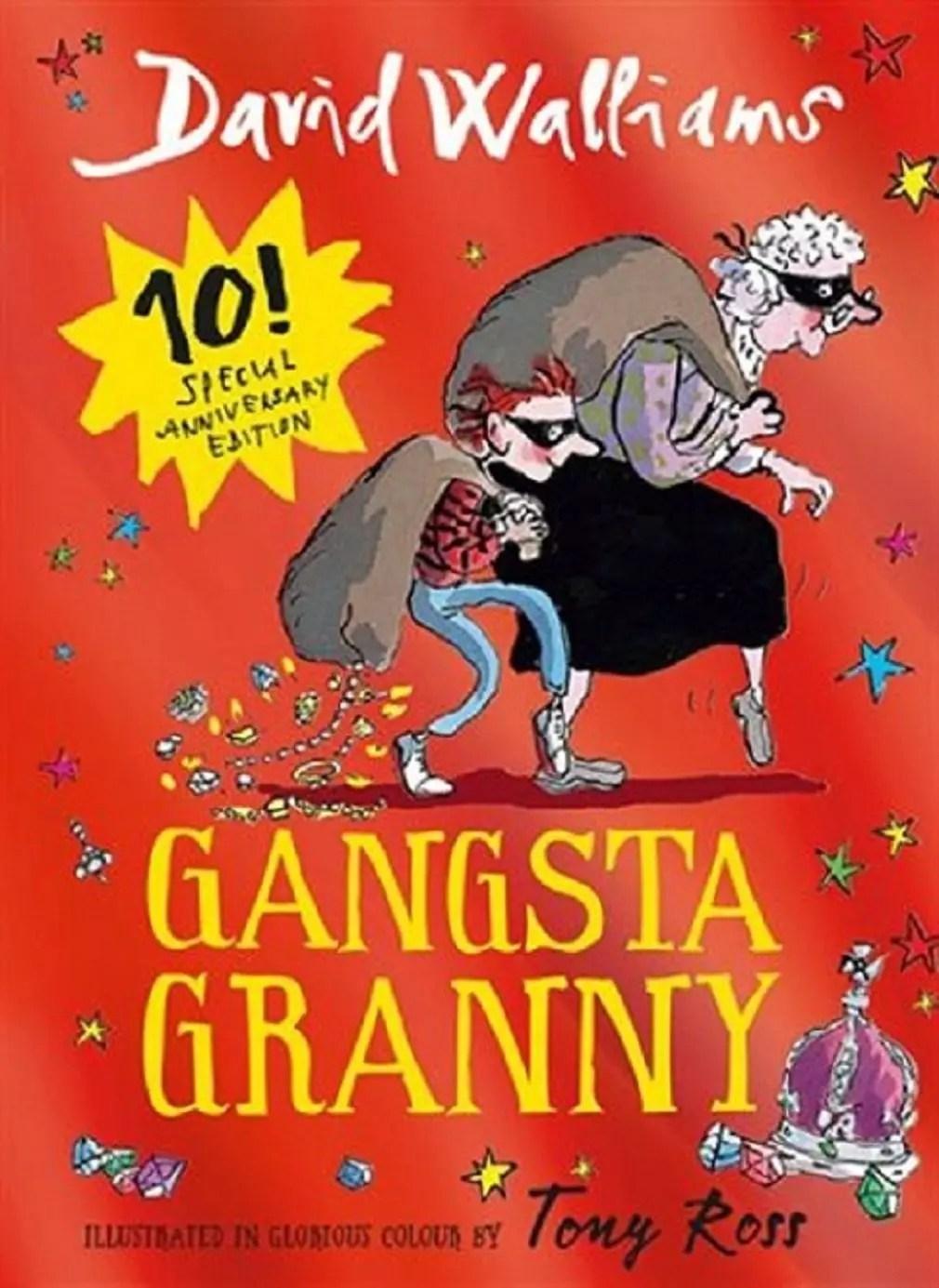 david walliams gangsta granny 10th ed