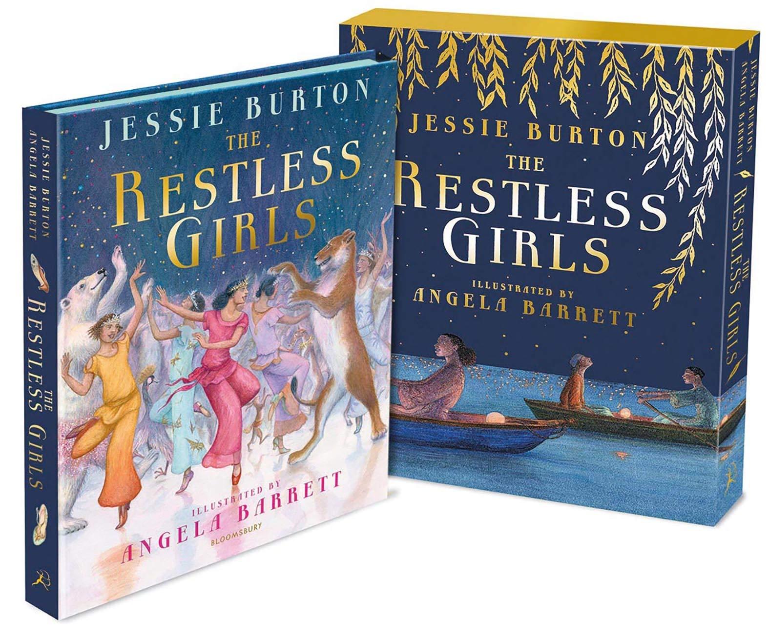 restless girls deluxe
