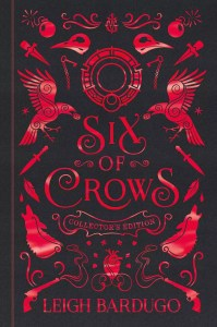 six of crows collectors edition