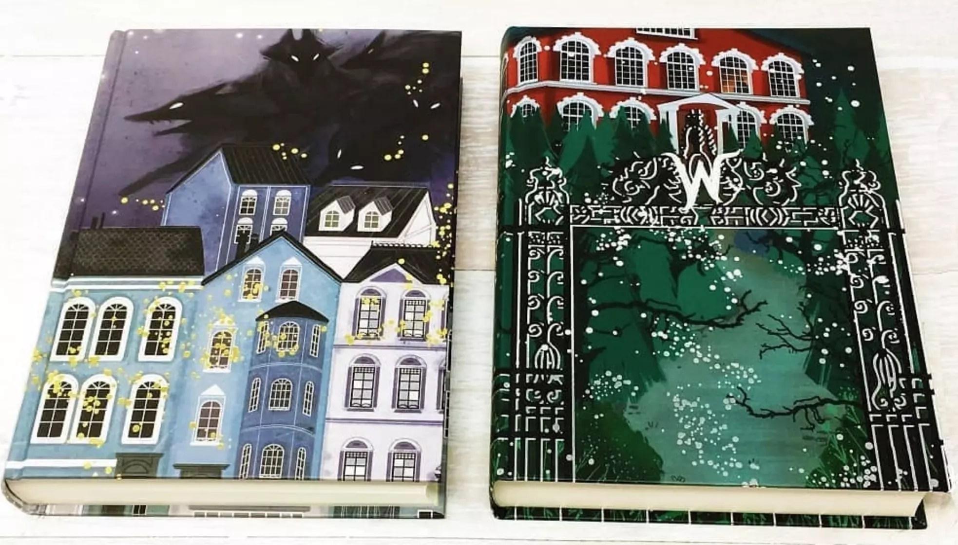 wundersmith and nevermoor
