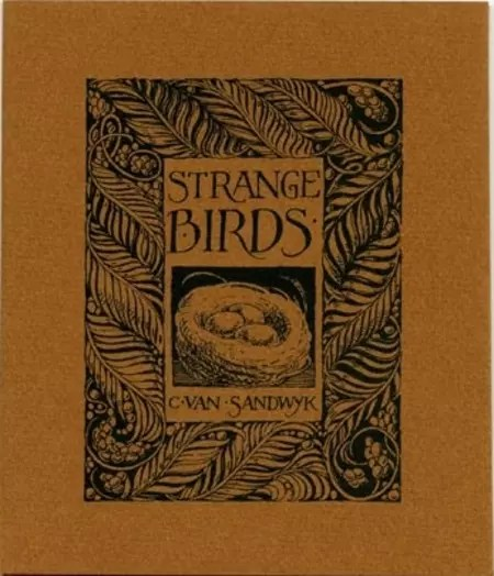 1991 CVS Strange Birds