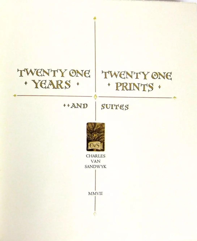2007 CVS Twentyone Years