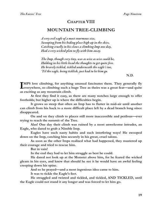 Fairies Tree Book page027