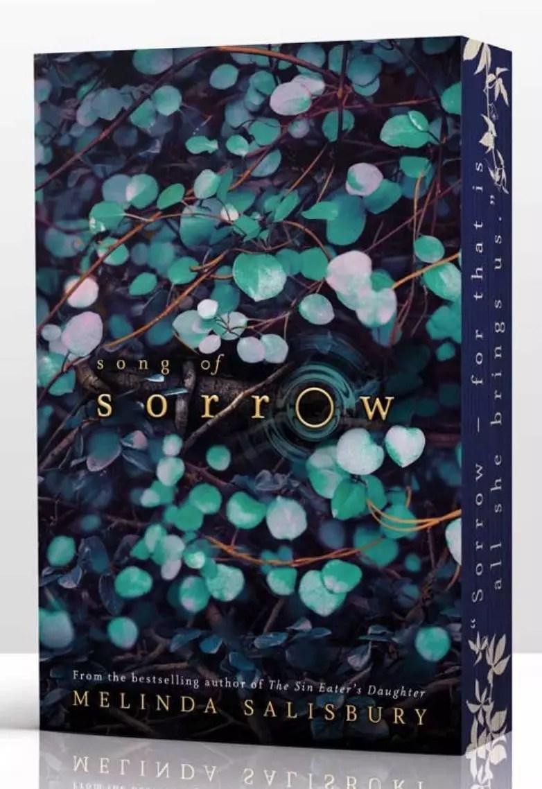 Melinda Salisbury Song of Sorrow Sprayed Edges