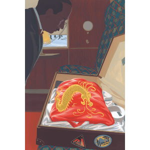 Agatha Christie FS Andrew Davidson Poirot Murder on the Orient Express Int2