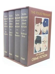 FS Folio Treasury of Shorter Crime Fiction